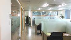 Chi phí đắt đỏ - dân công sở rủ nhau chia văn phòng