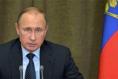 """Putin phanh phui """"mưu đồ"""" của Mỹ"""