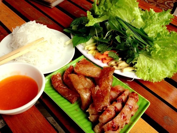 du lịch, vietnamnet, nem chạo, nem chua, nem lụi