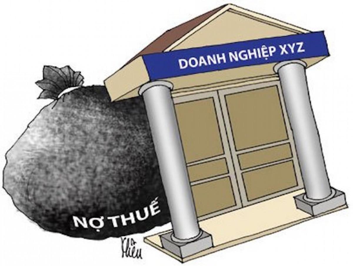 Hà Nội: Dồn dập bêu tên, doanh nghiệp mới trả hơn 1/5 số nợ
