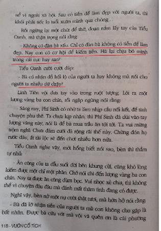 """""""Vườn cổ tích Sọ Dừa"""" có đối thoại gợi dục nhảm nhí"""
