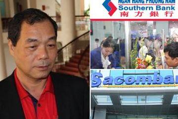 Ông trùm Trầm Bê chính thức rời Sacombank