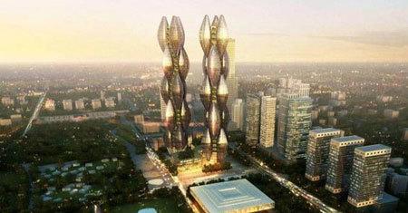 Hai tòa nhà cao nhất Việt Nam chỉ nằm trên giấy
