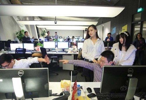 ngày độc thân, lễ 11/11, lập trình viên, massage, Trung-Quốc, lập-trình-viên
