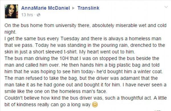 tử tế, lòng tốt, tài xế