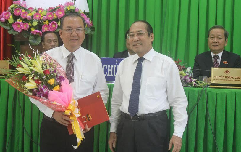 Can Tho, Cần Thơ, Chu tich TP, chủ tịch TP, nhan su, nhân sự, Võ Thành Thống