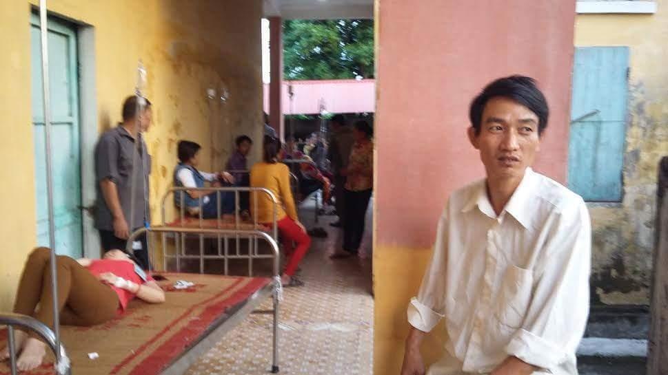 Nam Định: Gần 60 công nhân nhập viện vì ngộ độc thức ăn