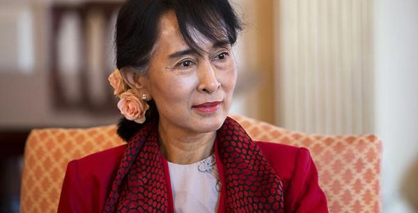 Người chồng thầm lặng phía sau San Suu Kyi