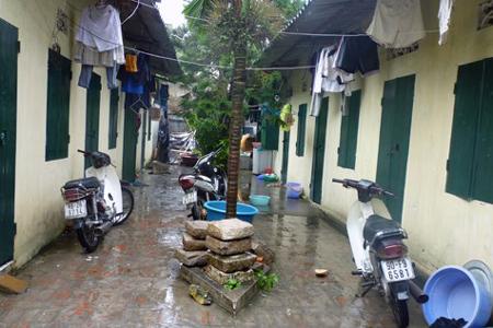 Hà Nội: Mua nhà bằng tiền thuê nhà