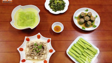 Bữa cơm 5 món ngon miệng hấp dẫn cả nhà