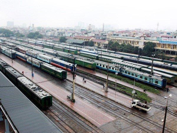 Đường sắt VN trăm tuổi vẫn giậm chân tại chỗ