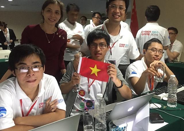 Việt Nam vô địch Cyber SeaGame 2015 - 1