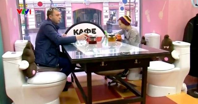 Cà phê toilet, ai dám dùng thử?