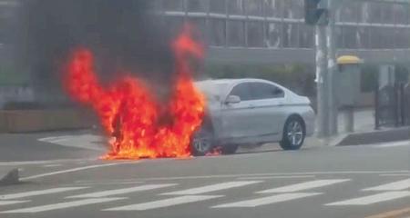 Bí ẩn 7 xe BMW tự bốc cháy ở Hàn Quốc