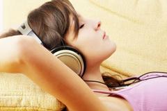 Tác dụng giật mình của thói quen nghe nhạc
