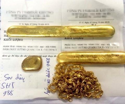 Phi vụ lừa đảo vàng giả hoang mang toàn thị trường