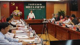 Sẽ trình Bộ Chính trị nhân sự Ủy ban Kiểm tra TƯ