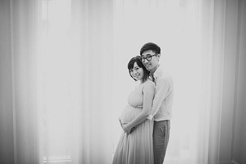 'Lấy chồng Hàn, khi bầu bí tôi được chăm từng li từng tí!'