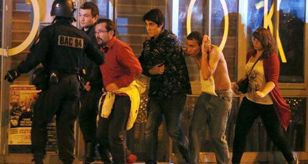 Nhân chứng khủng bố Paris: 'Đó là một cuộc tàn sát'