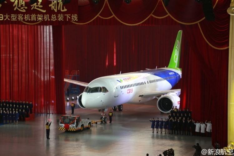 Đối đầu Boeing, Airbus: Sự không tưởng của hàng Tàu