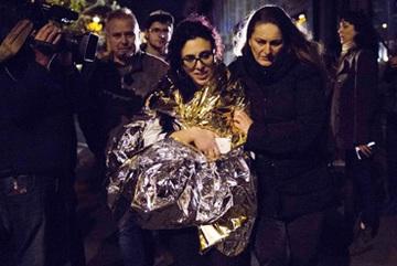 IS nhận trách nhiệm vụ khủng bố Paris