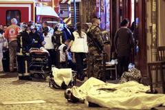 Tình người và khủng bố