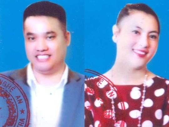 Truy nã toàn cầu vợ chồng xứ Nghệ ôm 139 tỷ bỏ trốn