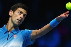 Djokovic vùi dập Nishikori trận ra quân ATP World Finals