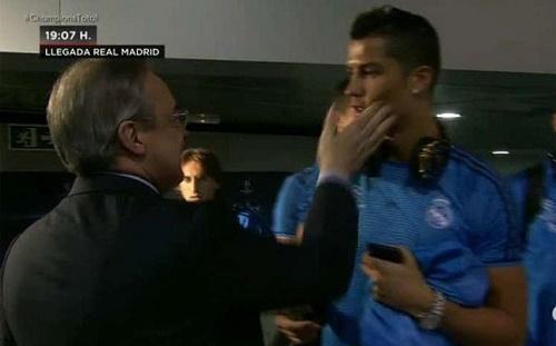 Ronaldo đòi Chủ tịch Real 'trảm' Benitez