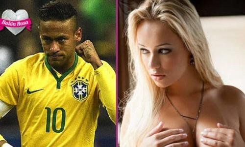 'Ngủ với Neymar à? Đó là việc của tôi!'