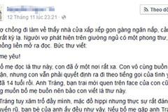 Bức thư bỏ nhà đi của nữ sinh gửi thông điệp ý nghĩa tới bậc cha mẹ