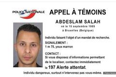 Pháp công bố ảnh nghi phạm khủng bố Paris
