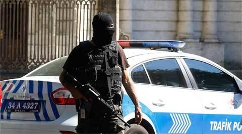 Phá âm mưu khủng bố kiểu Pháp tại Thổ Nhĩ Kỳ