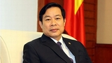 Bộ trưởng Nguyễn Bắc Son chúc mừng các nhà giáo ngành TT&TT