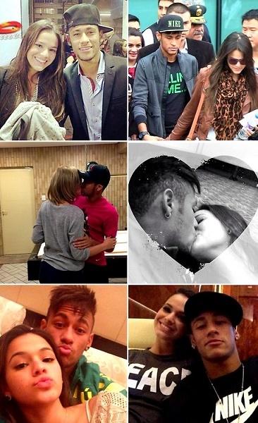 Tay chơi Neymar, gái và thú vui tình dục