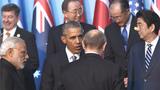 Áp lực bủa vây Putin