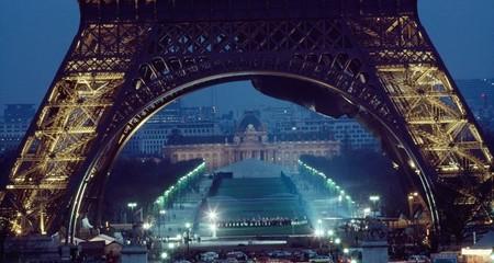 Những bức ảnh về Paris khiến ta nhớ mãi