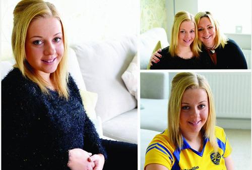 17 tuổi đánh bại ung thư buồng trứng