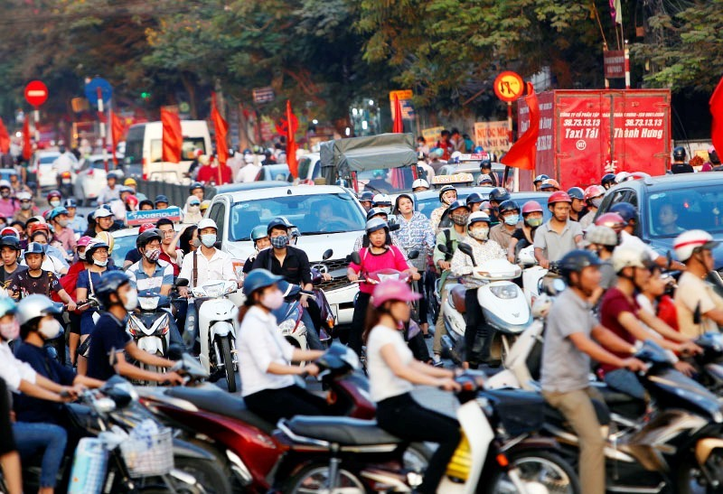 quy hoach do thi, sieu do thi, un tac, HH4 Linh Đàm, HH4 Linh Dam, Ha Noi ngot ngat, Hà Nội ngột ngạt, siêu đô thị