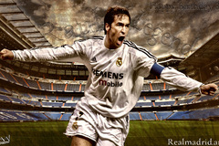 TOP 10 bàn thắng đẹp nhất trong sự nghiệp Raul Gonzalez