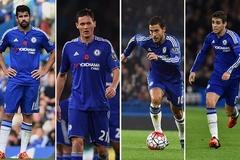 """Mourinho sắp """"trảm"""" 4 công thần, không có Fabregas"""