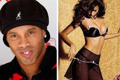 Bồ cũ Ronaldinho: Cuồng tình và tâm thần