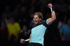 Nadal đòi nợ thành công trước Wawrinka