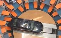 Độc đáo bãi giữ xe hơi tự động dưới lòng đất
