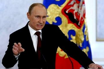 Tiết lộ gây sốc của Putin về IS