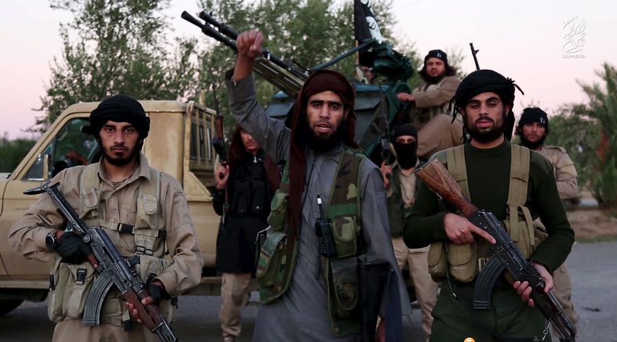 IS dọa khủng bố Washington như Paris