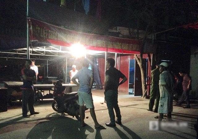 Hà Nội: Truy sát kinh hoàng, chủ chợ bị chém tử vong