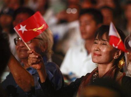 Myanmar đã tỉnh sau một giấc ngủ dài