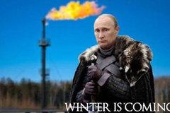 Châu Âu đuối sức, Putin ra đòn