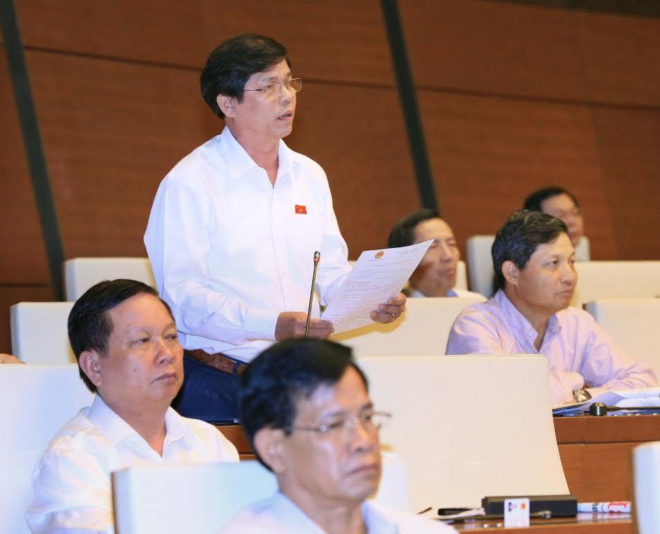 Phó Thủ tướng Vũ Đức Đam, an toàn thực phẩm, cái chết từ từ, chất vấn quốc hội, bộ trưởng nông nghiệp, Cao Đức Phát  Nguyễn Tấn Tuân